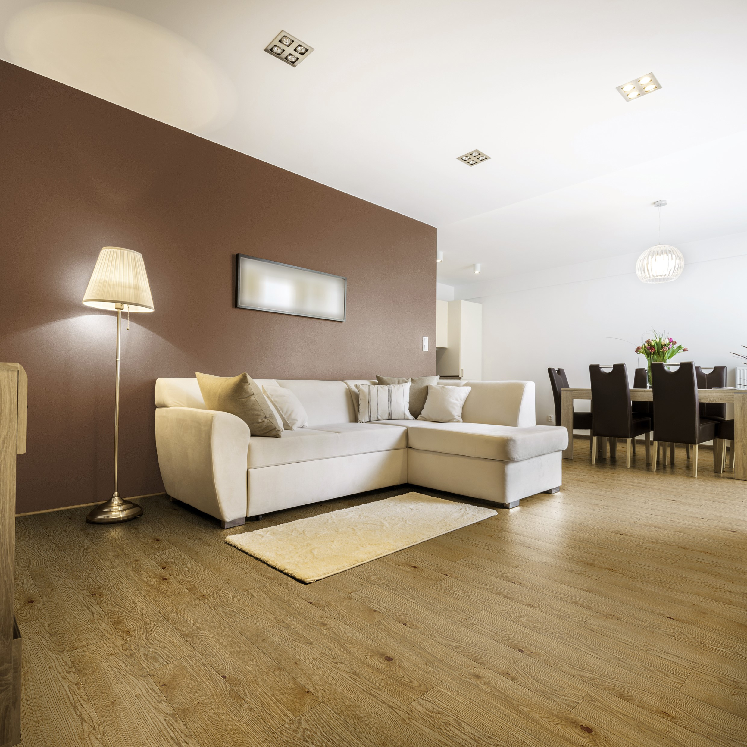 Luvanto Endure Pro LVT Country Oak