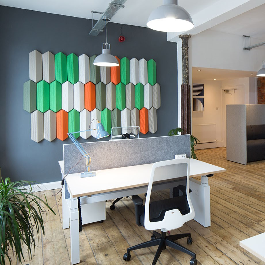 Tessellate Acoustic Wall Panel