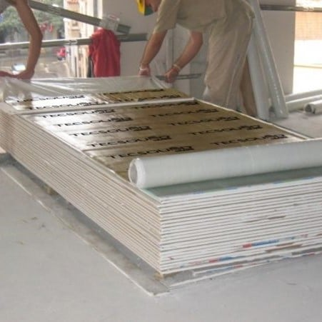 TecSound soundproofing material for walls