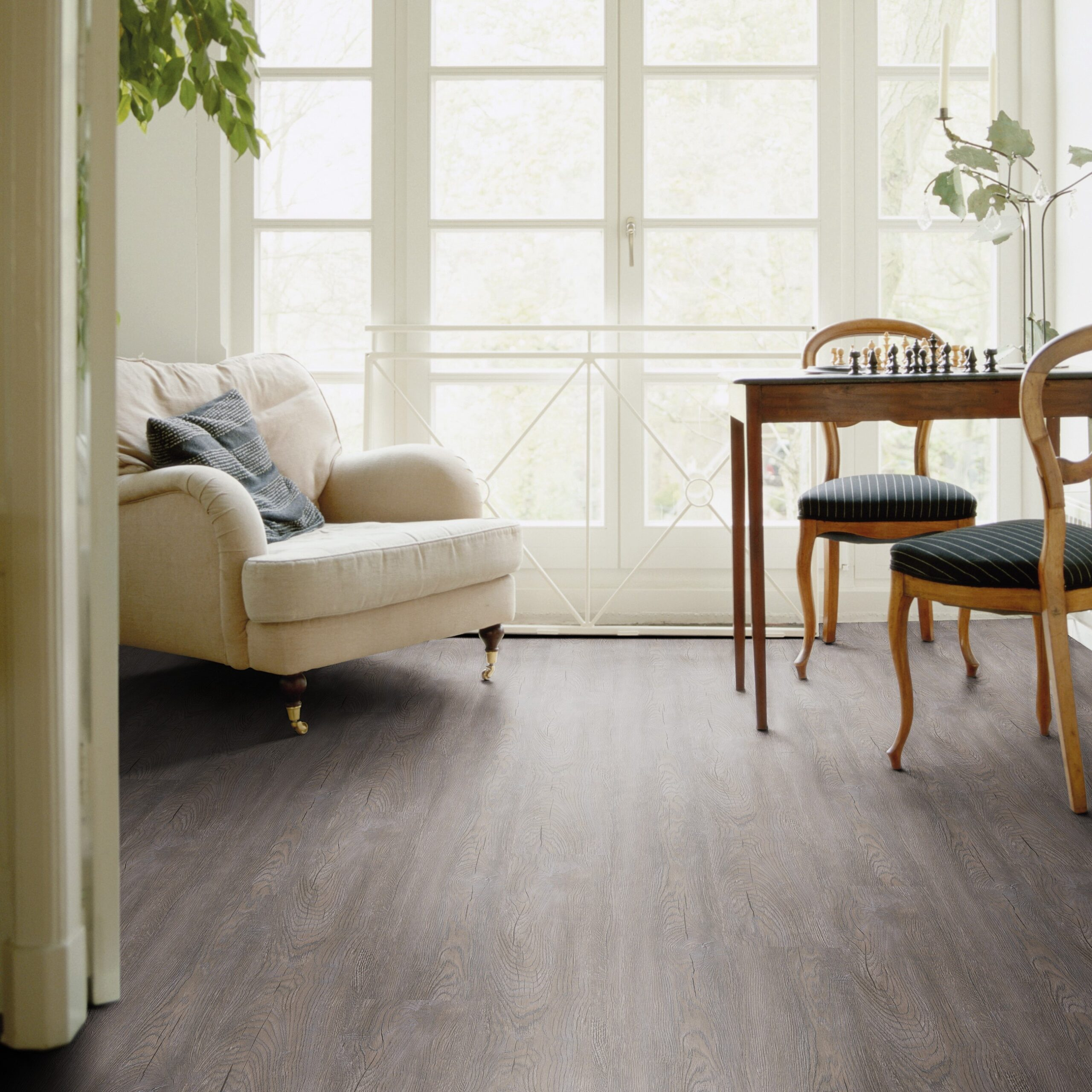 Luvanto Endure Pro LVT Vintage Grey Oak